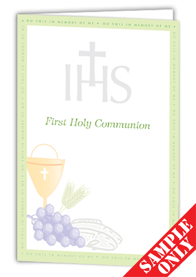 Mass Booklet Cover B31