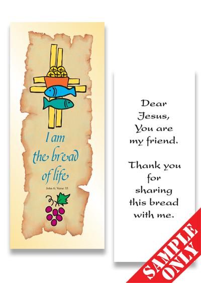 Communion Prayer Card Ref PC21