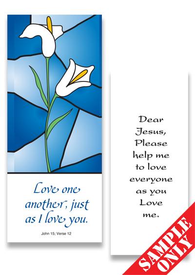 Communion Prayer Card Ref PC24