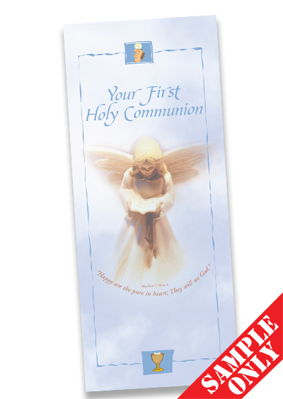 Communion Prayer Card Ref PC28