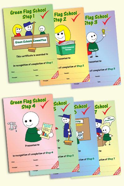 Green School Award Pack