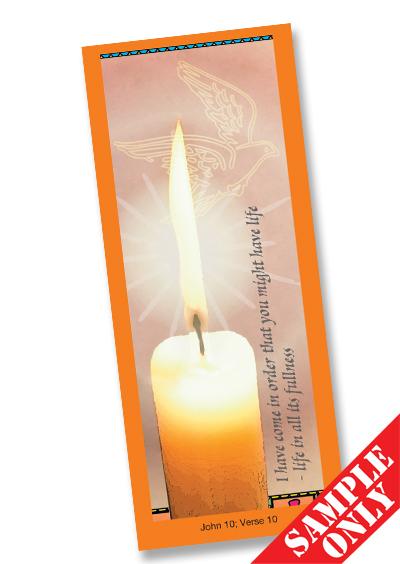 Confirmation Prayer Card Ref PC68